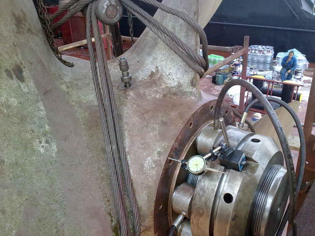 Fixed propeller